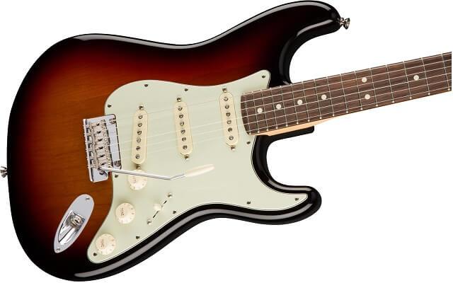 American Professional Stratocaster®
